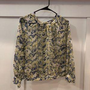 Thin blouse